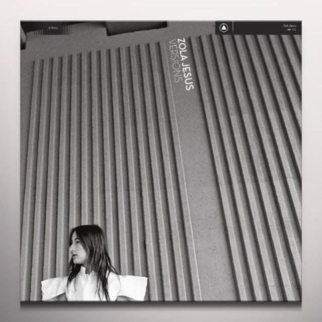 Zola Jesus / Jg Thirwell & Mivos Quartet VERSIONS Vinyl Record