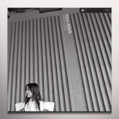 Zola Jesus / Jg Thirwell & Mivos Quartet VERSIONS Vinyl Record - Colored Vinyl