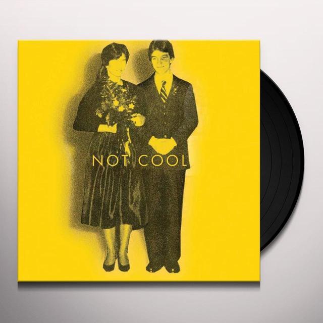 Tim Easton NOT COOL Vinyl Record