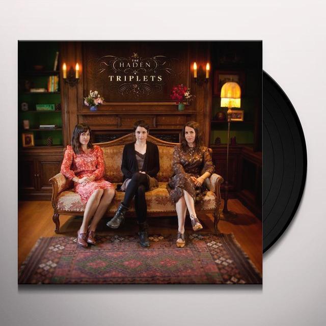 HADEN TRIPLETS Vinyl Record