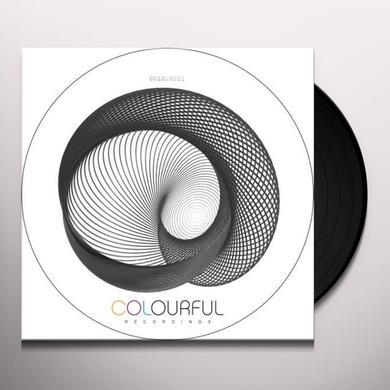 COLOURFUL SUMMER SAMPLER / VARIOUS Vinyl Record