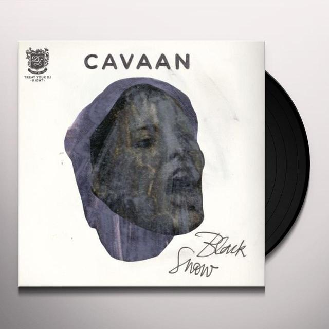 Cavaan BLACK SNOW Vinyl Record