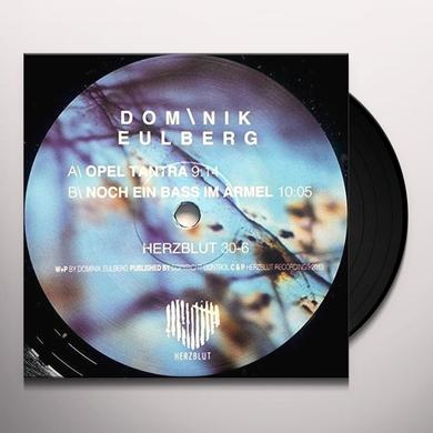 Dominik Eulberg BACKSLASH Vinyl Record