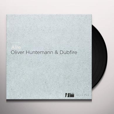 Oliver Huntemann & Dubfire ELEMENTS SERIES III: AIRE Vinyl Record