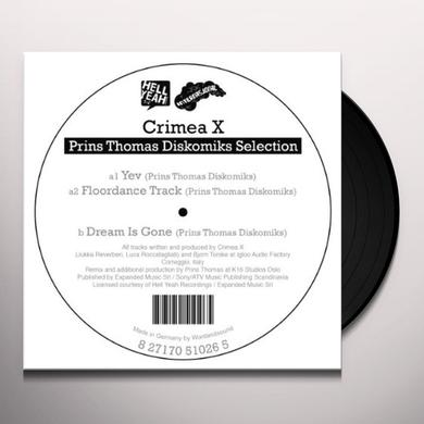 Crimea X PRINS THOMAS SELECTION Vinyl Record