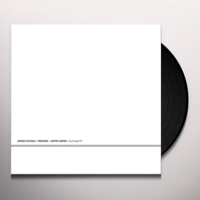Jorge Ciccioli / Nsound / Justin James EXCHANGE (EP) Vinyl Record
