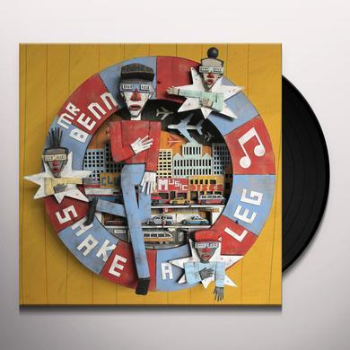 Mr Benn SHAKE A LEG Vinyl Record