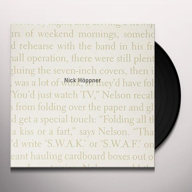 Nick Hoppner RED HOOK SOIL Vinyl Record