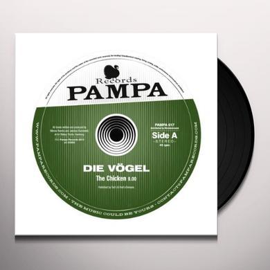 Die Vogel CHICKEN (EP) Vinyl Record