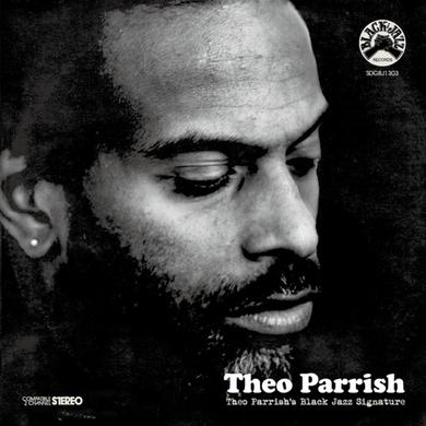 Theo Parrish BLACK JAZZ SIGNATURE Vinyl Record