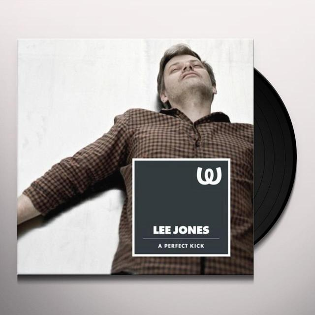 Lee Jones PERFECT KICK Vinyl Record