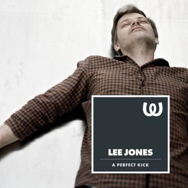 Lee Jones PERFECT KICK Vinyl Record