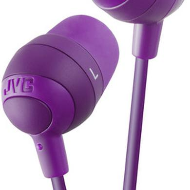 Headphones JVC HA-FX32-V-K VIOLET MARSHMALLOW IN-THE-EAR HP'S