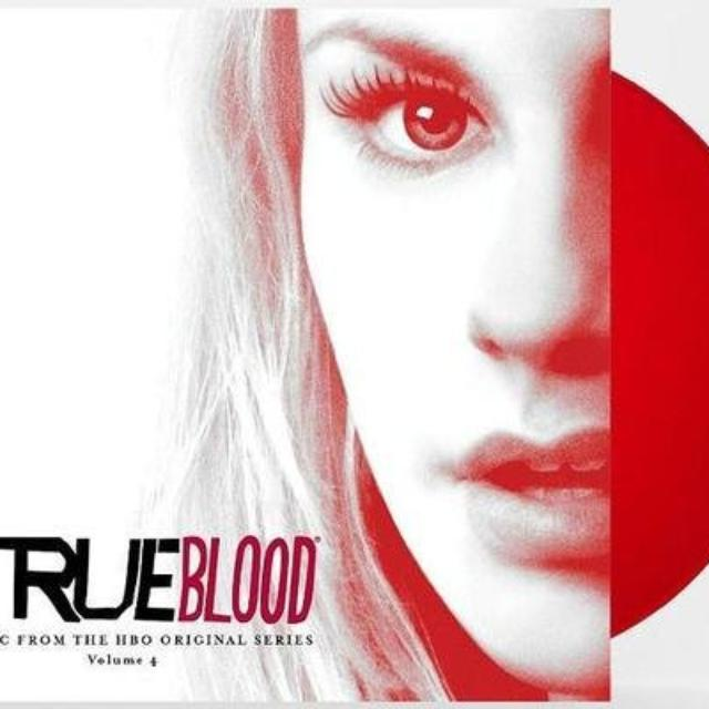 TRUE BLOOD: MUSIC FROM THE HBO ORIGINAL 4 / TV OST Vinyl Record