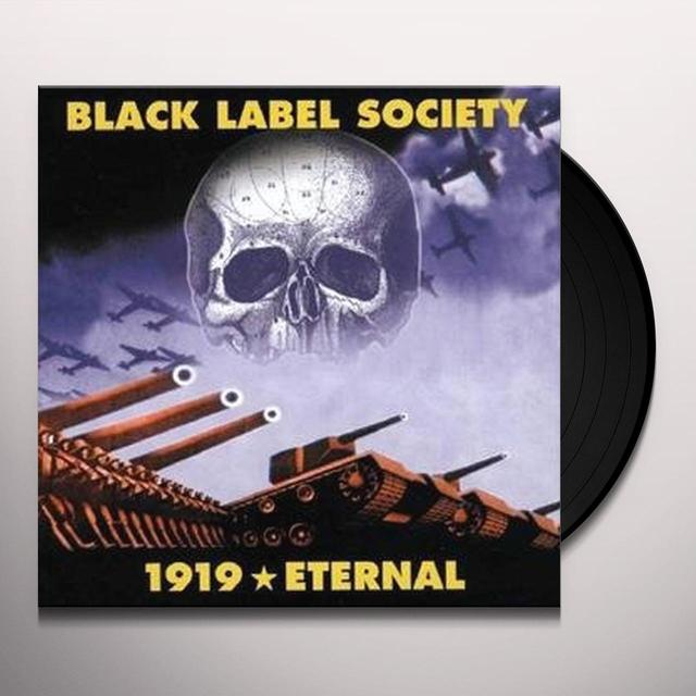 Black Label Society 1919: ETERNAL Vinyl Record - Limited Edition