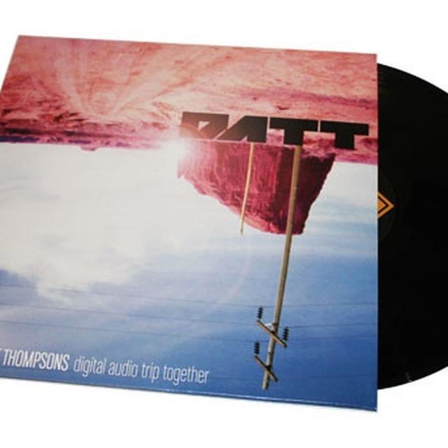 Dinner At The Thompsons DIGITAL AUDIO TRIP TOGETHER (Vinyl)