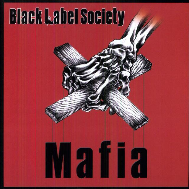 Black Label Society MAFIA (LTD) (COLV) (OGV) (Vinyl)