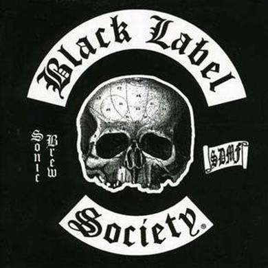 Black Label Society SONIC BREW Vinyl Record - Limited Edition, Colored Vinyl, 180 Gram Pressing