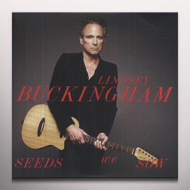 Lindsey Buckingham SEEDS WE SOW Vinyl Record - Colored Vinyl, Limited Edition, 180 Gram Pressing