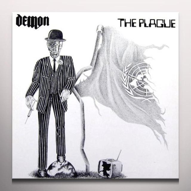 Demon PLAGUE Vinyl Record - Colored Vinyl, Limited Edition, 180 Gram Pressing