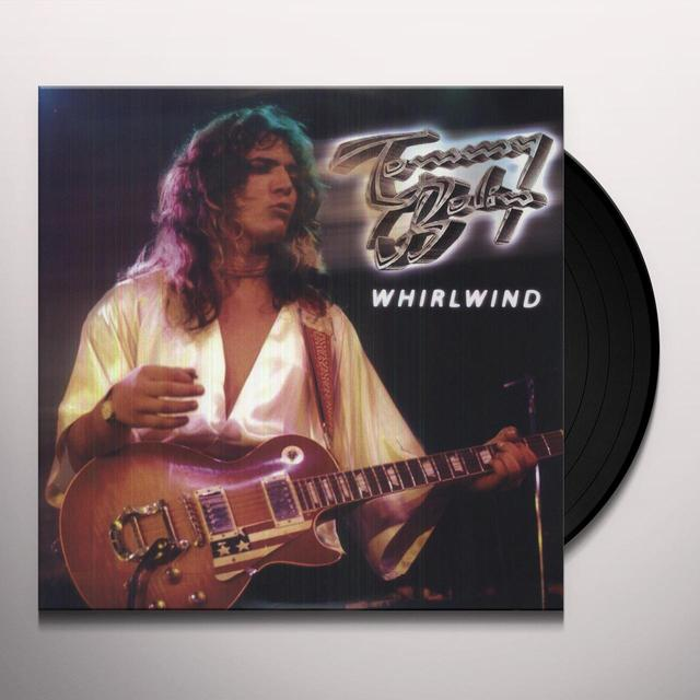 Tommy Bolin WHIRLWIND Vinyl Record
