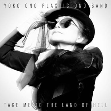 Yoko / Plastic Ono Band Ono TAKE ME TO THE LAND OF HELL Vinyl Record