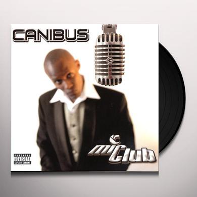 Canibus MIC CLUB: CURRICULUM Vinyl Record