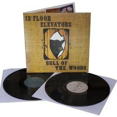 The 13th Floor Elevators BULL OF THE WOODS Vinyl Record