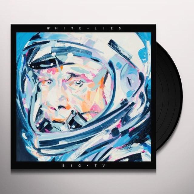 White Lies BIG TV Vinyl Record