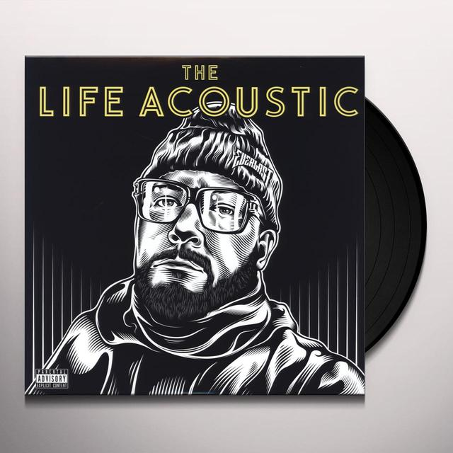 Everlast LIFE ACOUSTIC Vinyl Record