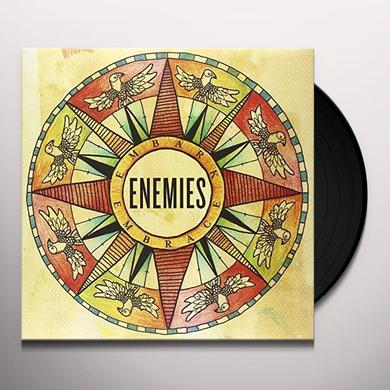 Enemies EMBARK EMBRACE Vinyl Record