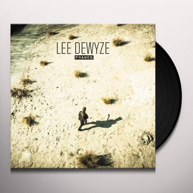 Lee Dewyze FRAMES Vinyl Record