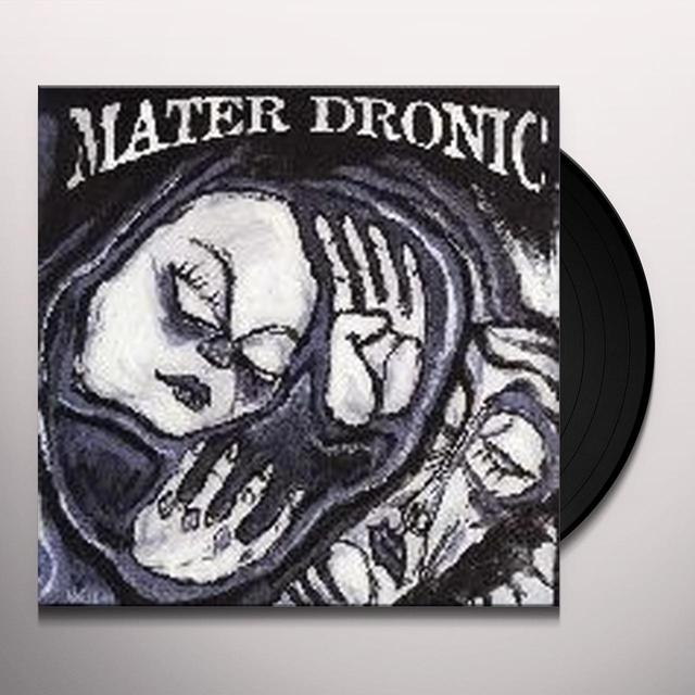 Mater Dronic MUNDO ESPECTRO Vinyl Record