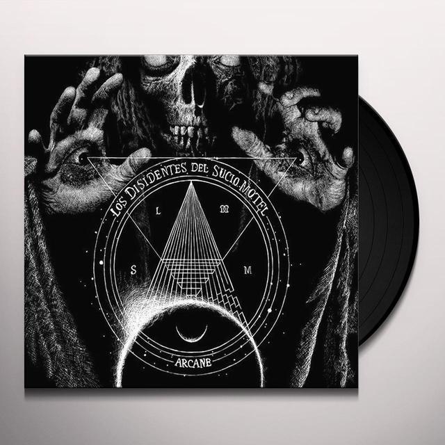 Los Disidentes Del Sucio ARCANE Vinyl Record - Holland Import