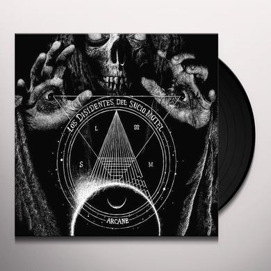 Los Disidentes Del Sucio ARCANE Vinyl Record
