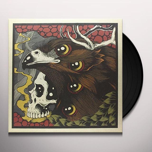 Lento / Tons SPLIT (YELLOW) Vinyl Record