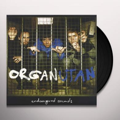 Organutan ENDANGERED SOUNDS Vinyl Record