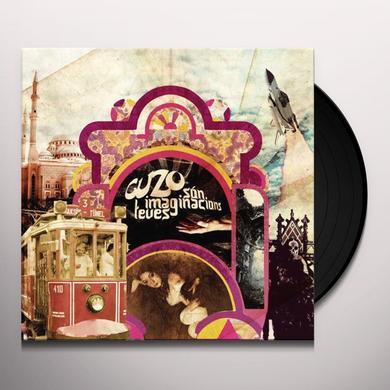 Cuzo SON IMAGINACIONS TEVES Vinyl Record