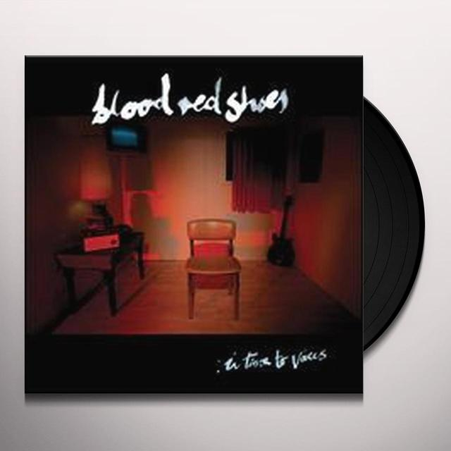 Blood Red Shoes IN TIME TO VOICES Vinyl Record - UK Import