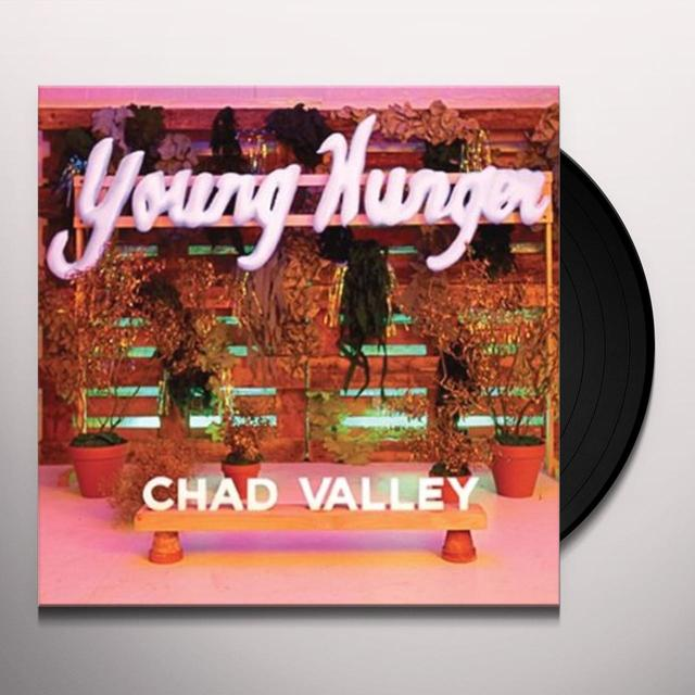 Chad Valley YOUNG HUNGER (GER) Vinyl Record