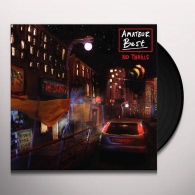 Amateur Best NO THRILLS Vinyl Record