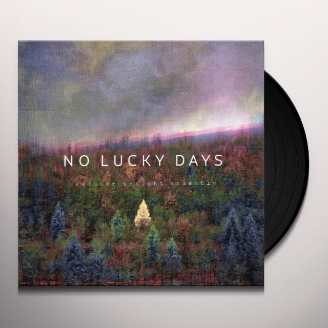 Webster Wraight Ensemble NO LUCKY DAYS Vinyl Record