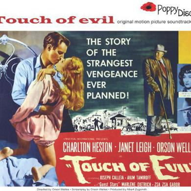 Henry Mancini TOUCH OF EVIL Vinyl Record