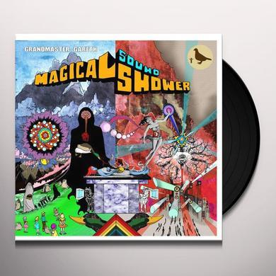 Grandmaster Gareth MAGICAL SOUND SHOWER Vinyl Record