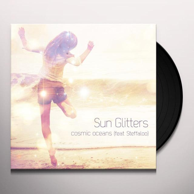 Sun Glitters COSMIC OCEANS Vinyl Record - Holland Import