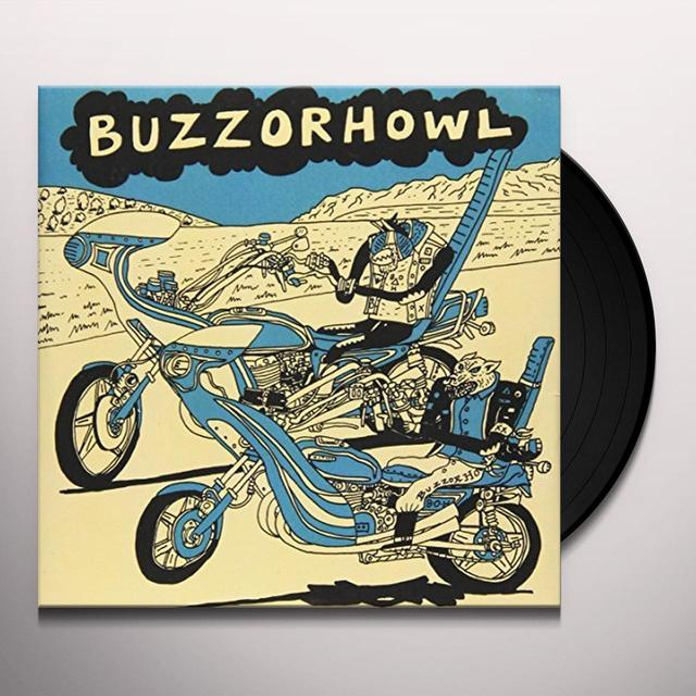 Buzzorhowl / Good Grief SPLIT Vinyl Record