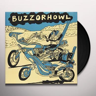 Buzzorhowl / Good Grief SPLIT (EP) Vinyl Record - Limited Edition