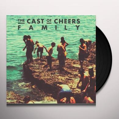 The Cast Of Cheers FAMILY (GER) Vinyl Record