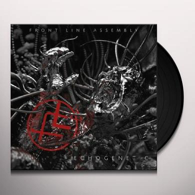 Front Line Assembly ECHOGENETIC Vinyl Record - Limited Edition