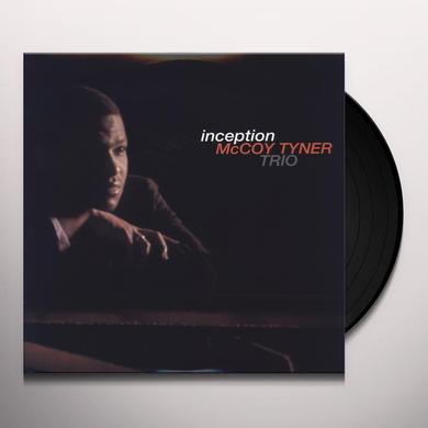 Mccoy Tyner INCEPTION Vinyl Record